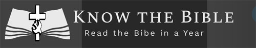 Know the Bible